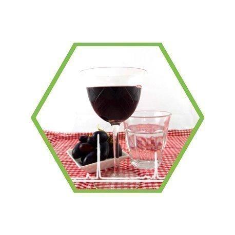 Ethanol in Alkohol