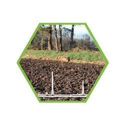 Bodenuntersuchung: Spurenelemente (Kupfer, Zink, Bor, Mangan)