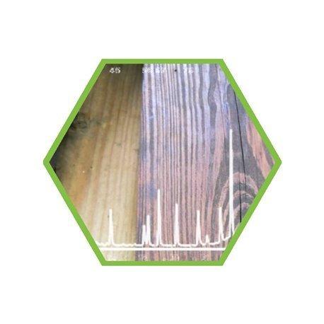 Holzschutzmittel (alt)  in Holz / Liegestaub