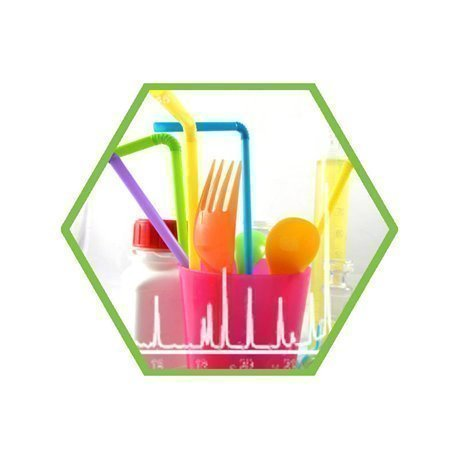 Laboranalyse: Weichmacher in Material, Kunststoff,  Plastikspielzeug