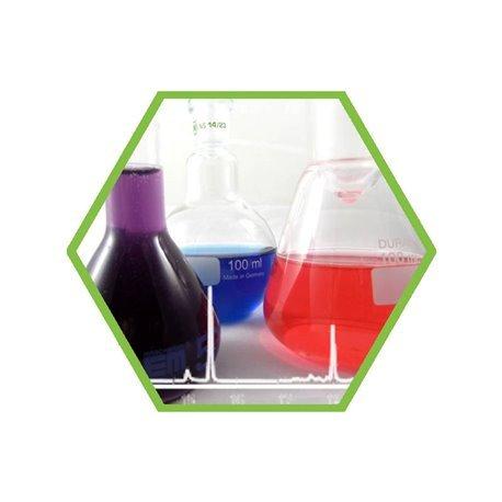 Farbstoffe in Lebensmittel (fest)