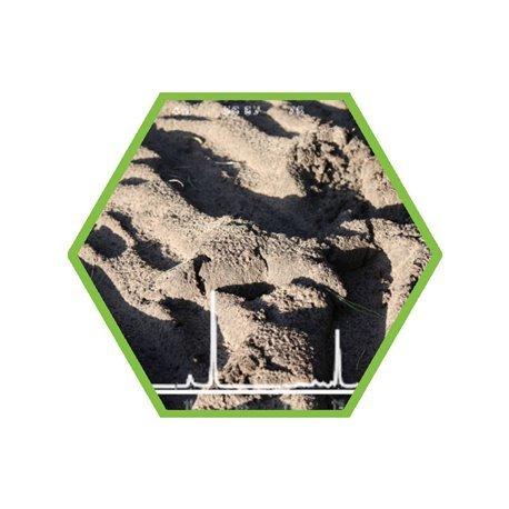 Pestizides in soil