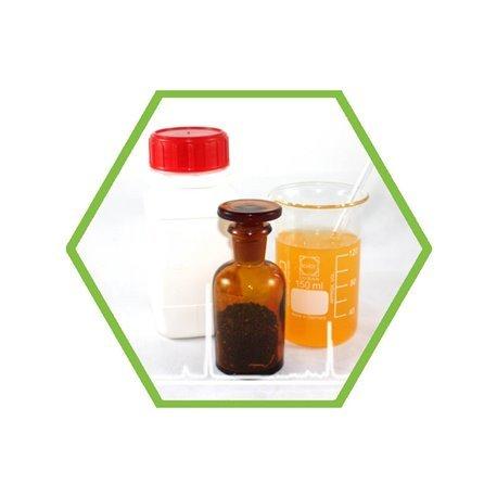 Laboranalyse: PAK (EPA) in Material
