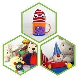 Spielzeug: Paket Kontaminanten