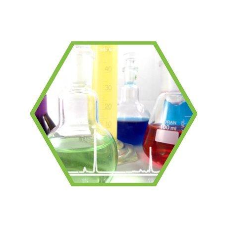 Laboranalyse: bromiertes Flammschutzmittel HBCD (Hexabromcycoldodecan)
