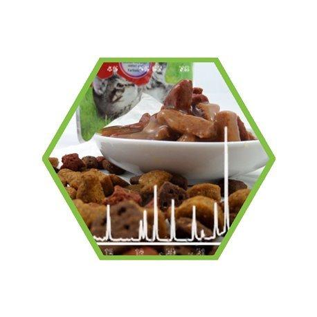 Laboranalyse: Weender Analyse für Tierfutter (Nassfutter)