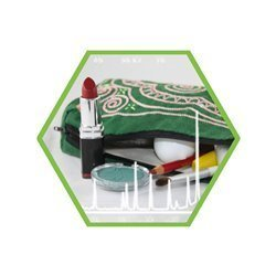 PAH (EPA) in dust/material/cosmetics