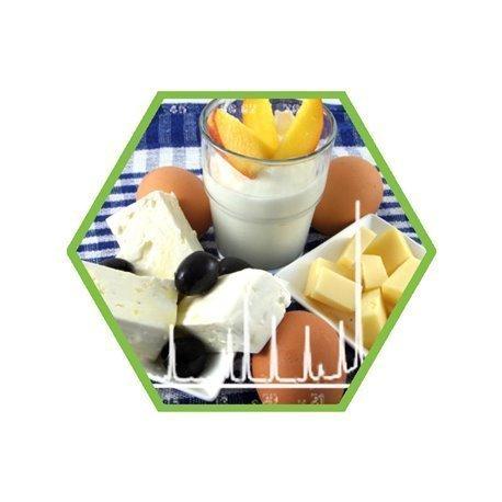 PCDD/F, dl-PCB, ndl-PCB in Milch/Milcherzeugnisse, Eier/Eierzeugnisse