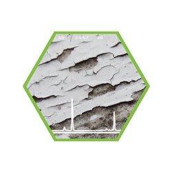 Lacke, Holz und Kunststoff: Schwermetall - Blei mittels RFA