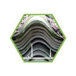 Entsorgung: Asbest + KMF Faseranalyse (VDI 3866 Blatt 5 Anhang B, akkr. Methode mit Nachweisgrenze 0,001 %), qualitativ