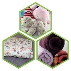 Textilien Paket: chemische Rückstände - Grüner Knopf