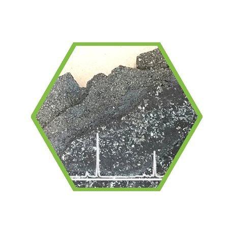 Entsorgungspaket Dachpappe und Baumaterialien (Asbest und PAK)