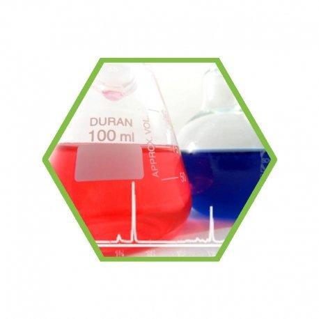 Reglementierte Farbstoffe (DIN EN 71-9) in Material
