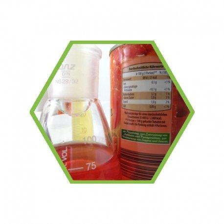 Aflatoxine B1, B2, G1, G2 (HPLC)