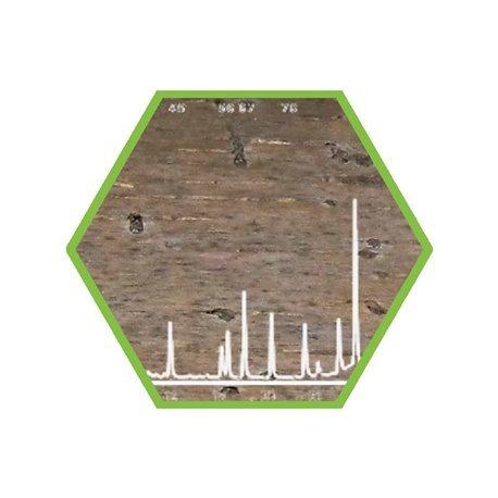 Qualitative Bestimmung auf PVC/PVDC/chlor. Kunststoffe