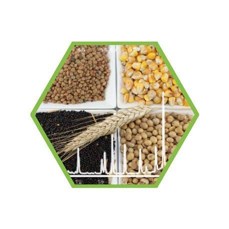Begasungsmittel in fettarmen Lebensmittel