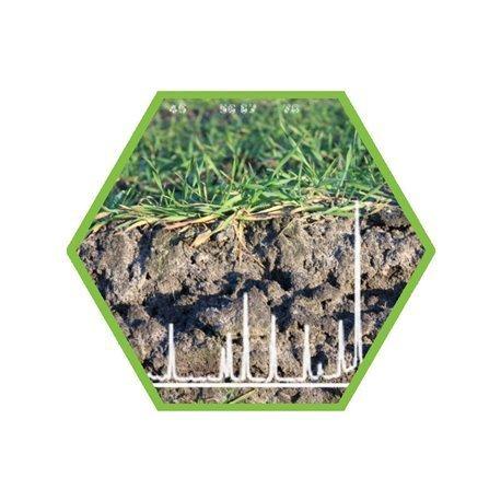 Glycols in soil