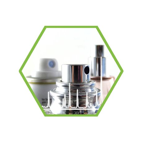 Nitromoschusverbindungen in Kosmetik