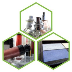 package: organic contaminats in cosmetics
