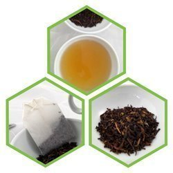 package: contaminats and quality parameter in tea