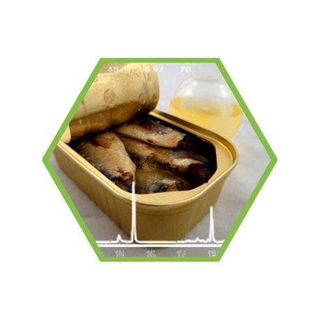 Cyclo-di-BADGE (CdB) in fatty food