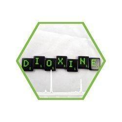 Dioxine in Feststoffen (Boden, Sedimente) Siebung BBSchV N
