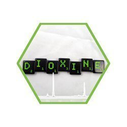 Dioxine in Feststoffen (Sedimente, Schlamm) Gefriertrocknung