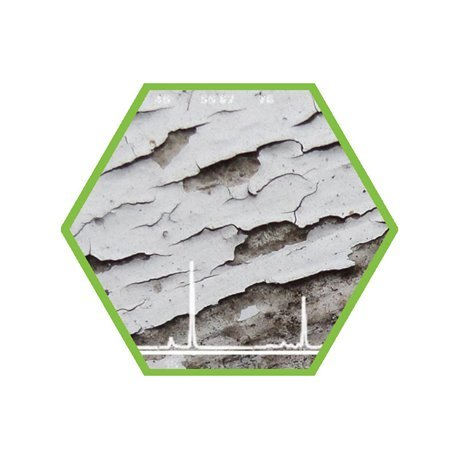 plastics: heavy metal - Pb by XRF