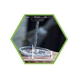 Wasser: Pestizide, großes Screening (ca. 700 Verbindungen)