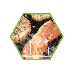 Nematoden in Fleischwaren (Rohprodukte)