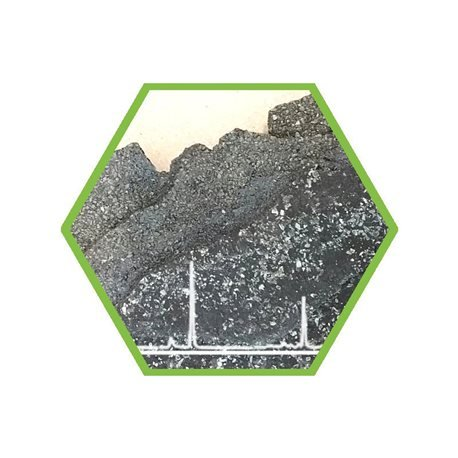 Disposal package for roofing felt and building materials (PAHs and asbestos+ KMF)