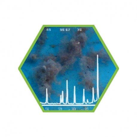 Schwermetalle in Hausstaub (AGÖF-Liste As, Pb, Hg, Cr, Cu, Ni, Zn, Sn, Co,Sb)