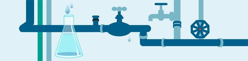 Wasseranalyse Bleirohre