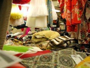 Schadstoffe in Kleidung und Textilien