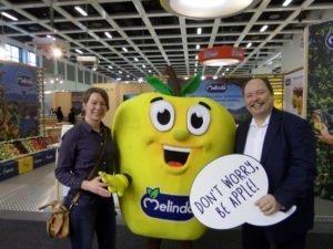 Fruit Logistica 2016 Foto